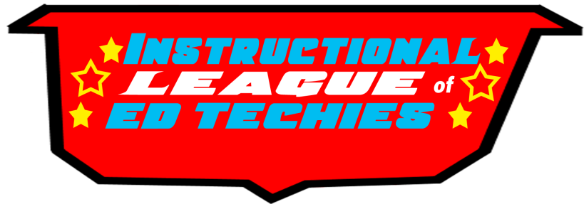League of EdTechies Shield
