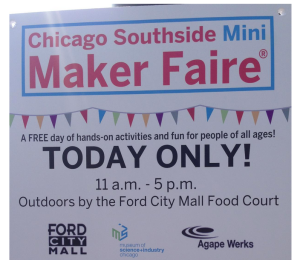 Mini Maker Faire Poster