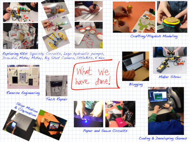 What we Make